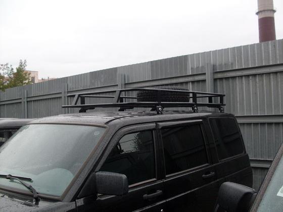 Багажник экспедиционный для УАЗ