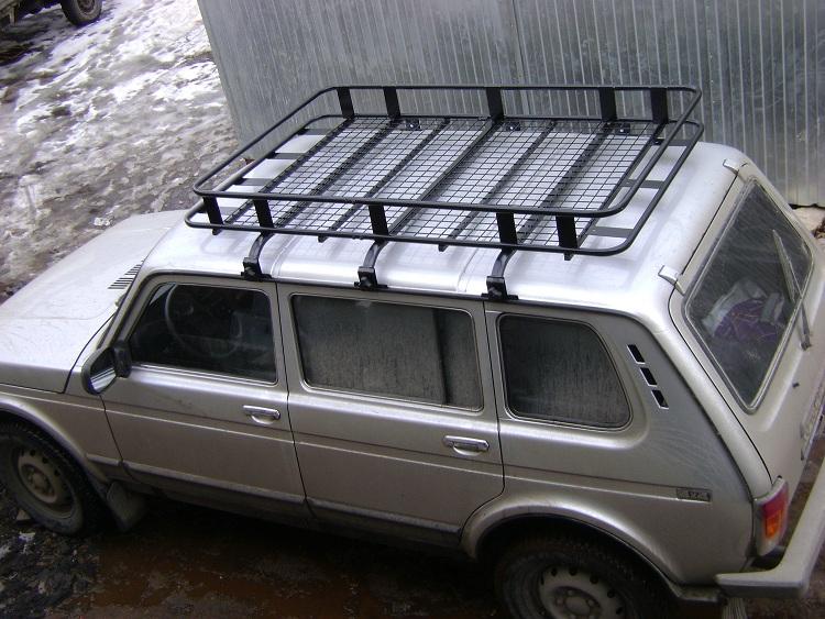 Багажник экспедиционный для ВАЗ 2131